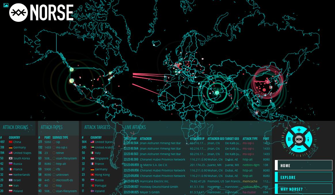 「ノース・アタック・マップ」:リアル・サイバー戦争モニター登場!_a0348309_13322630.png
