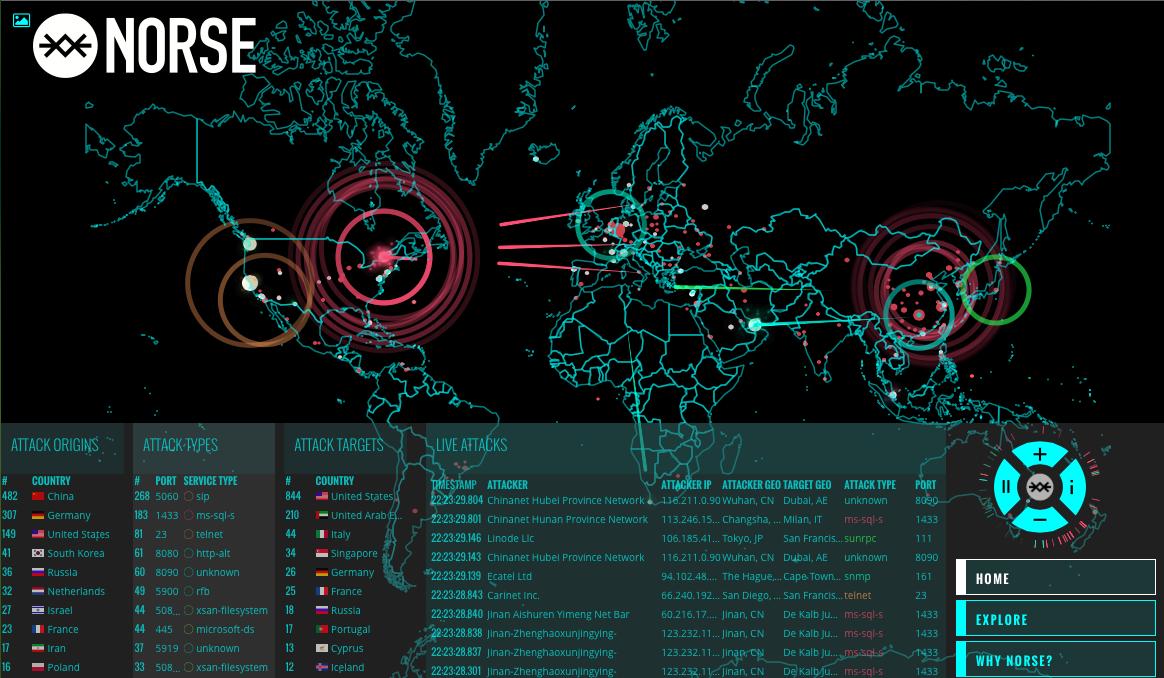 「ノース・アタック・マップ」:リアル・サイバー戦争モニター登場!_a0348309_13323327.png