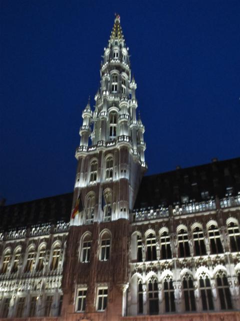 ブリュッセルへ19 グラン・プラス_b0064411_06020703.jpg