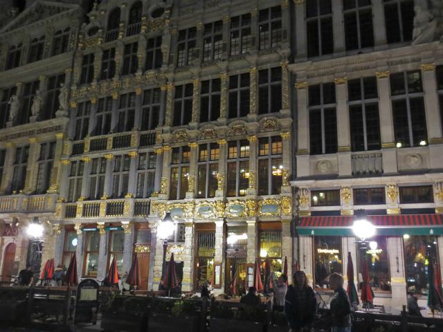 ブリュッセルへ19 グラン・プラス_b0064411_06020787.jpg