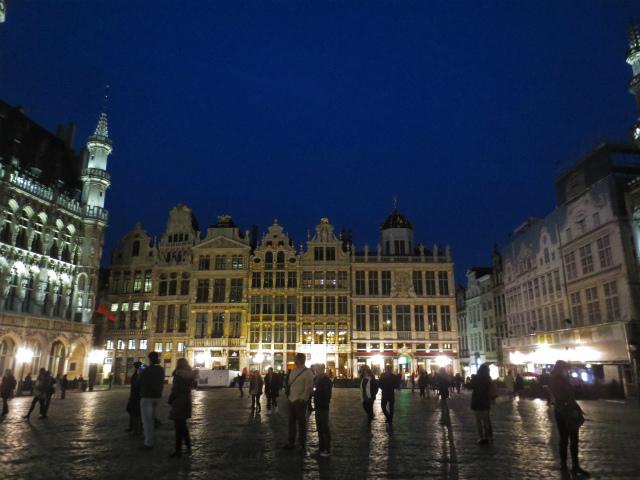 ブリュッセルへ19 グラン・プラス_b0064411_06051240.jpg