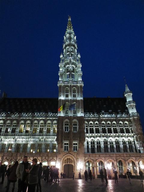 ブリュッセルへ19 グラン・プラス_b0064411_06051260.jpg