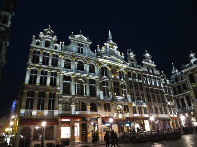 ブリュッセルへ19 グラン・プラス_b0064411_06051312.jpg