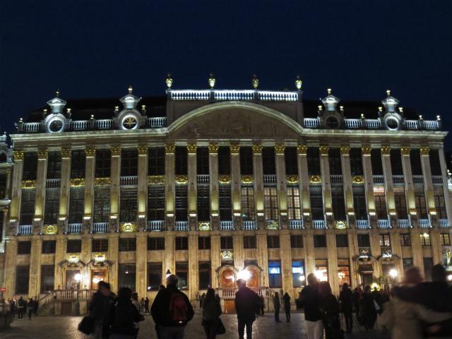 ブリュッセルへ19 グラン・プラス_b0064411_06051340.jpg