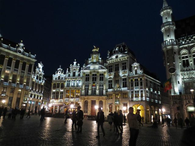 ブリュッセルへ19 グラン・プラス_b0064411_06051351.jpg