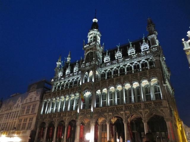ブリュッセルへ19 グラン・プラス_b0064411_06051391.jpg
