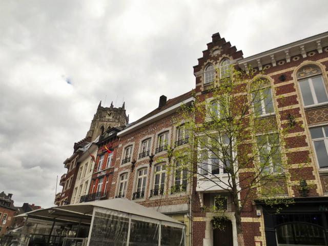 ブリュッセルへ20 近郊の町、Tongeren1_b0064411_06261873.jpg
