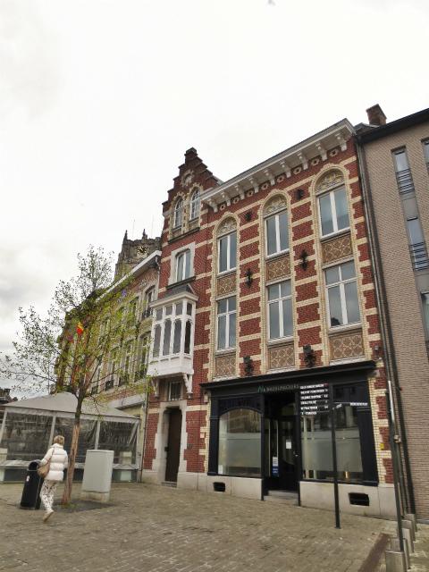 ブリュッセルへ20 近郊の町、Tongeren1_b0064411_06261879.jpg