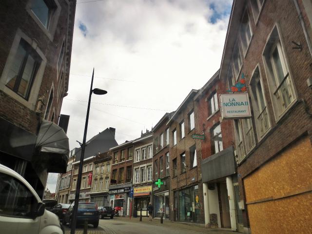 ブリュッセルへ20 近郊の町、Tongeren1_b0064411_06261969.jpg
