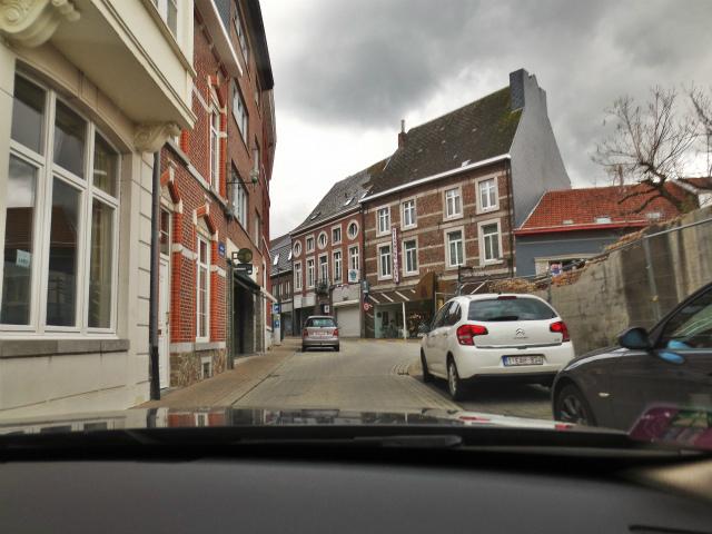 ブリュッセルへ20 近郊の町、Tongeren1_b0064411_06261971.jpg
