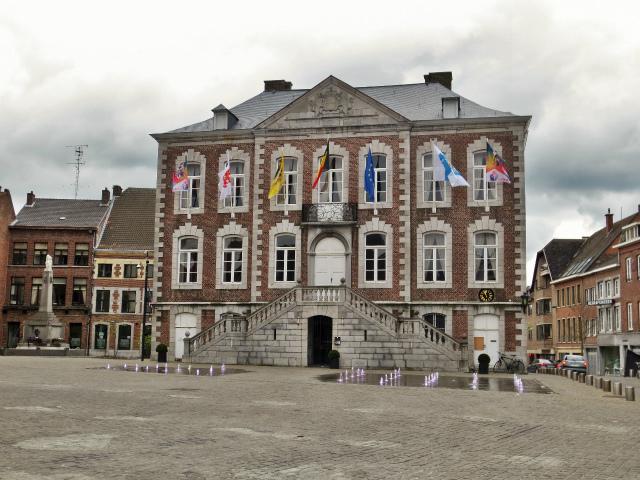 ブリュッセルへ20 近郊の町、Tongeren1_b0064411_06295507.jpg