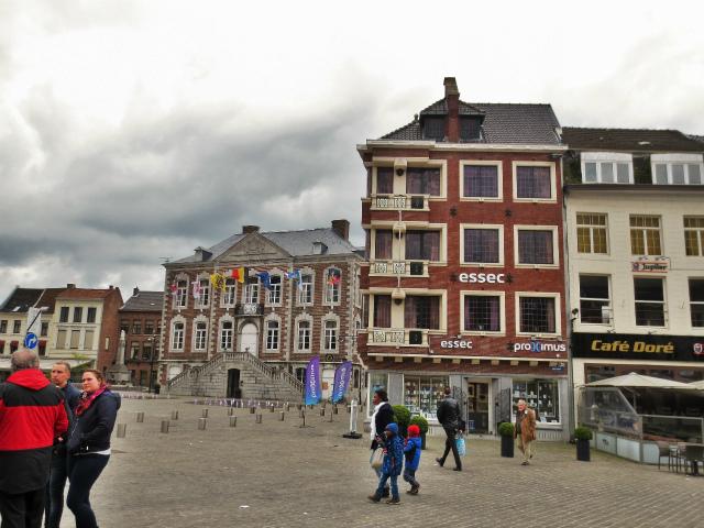 ブリュッセルへ20 近郊の町、Tongeren1_b0064411_06295587.jpg