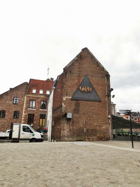 ブリュッセルへ21 近郊の町、Tongeren2_b0064411_06445862.jpg