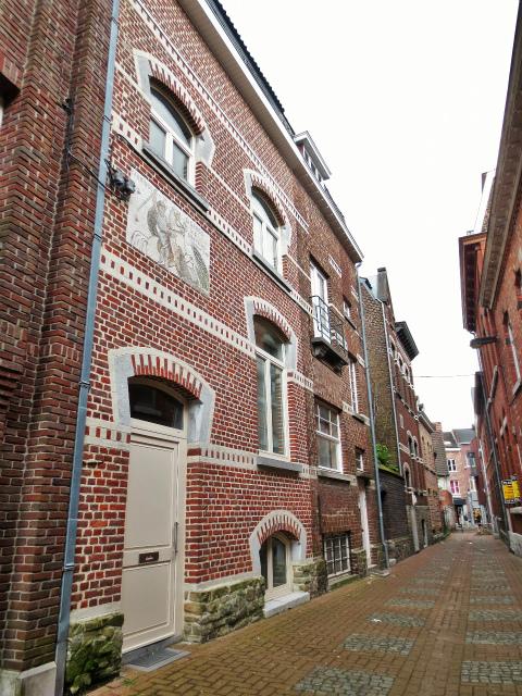 ブリュッセルへ22 近郊の町、Tongeren3_b0064411_07112307.jpg