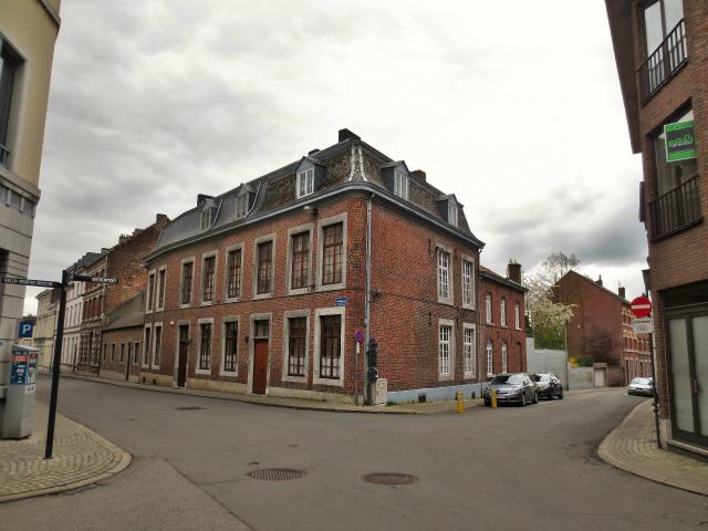 ブリュッセルへ22 近郊の町、Tongeren3_b0064411_07112330.jpg