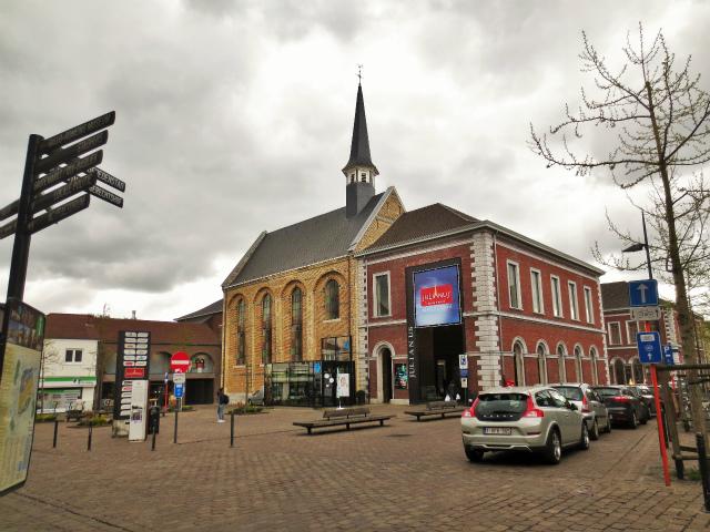 ブリュッセルへ22 近郊の町、Tongeren3_b0064411_07112404.jpg