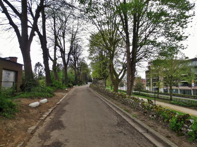 ブリュッセルへ22 近郊の町、Tongeren3_b0064411_07130383.jpg