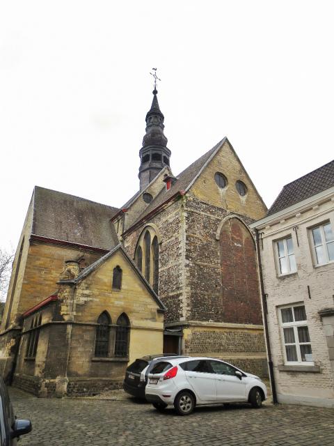 ブリュッセルへ22 近郊の町、Tongeren3_b0064411_07164749.jpg