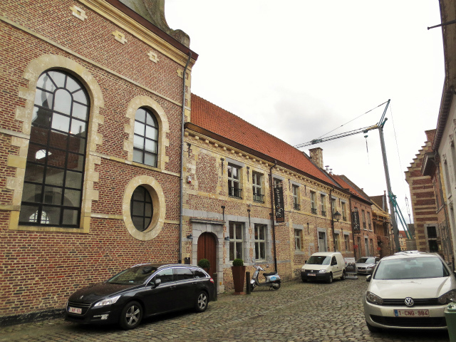 ブリュッセルへ22 近郊の町、Tongeren3_b0064411_07164789.jpg