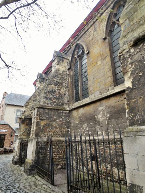 ブリュッセルへ22 近郊の町、Tongeren3_b0064411_07185474.jpg