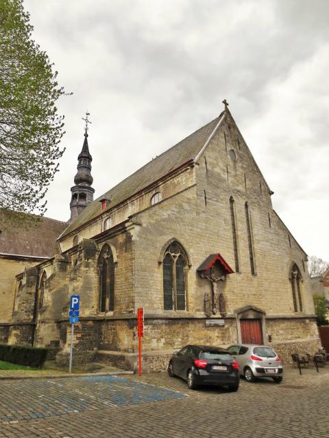 ブリュッセルへ22 近郊の町、Tongeren3_b0064411_07185483.jpg