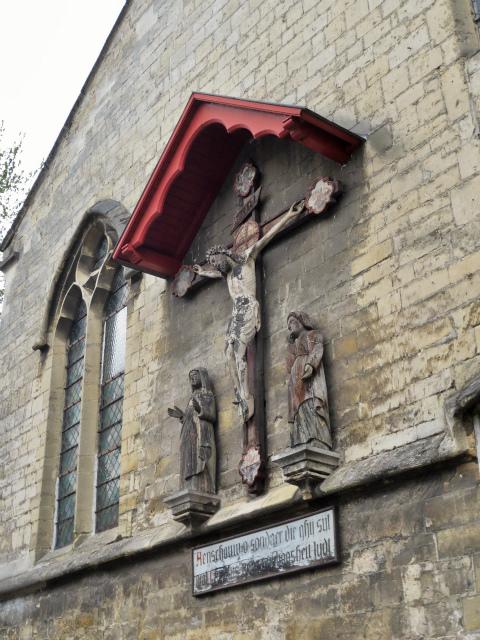 ブリュッセルへ22 近郊の町、Tongeren3_b0064411_07185490.jpg