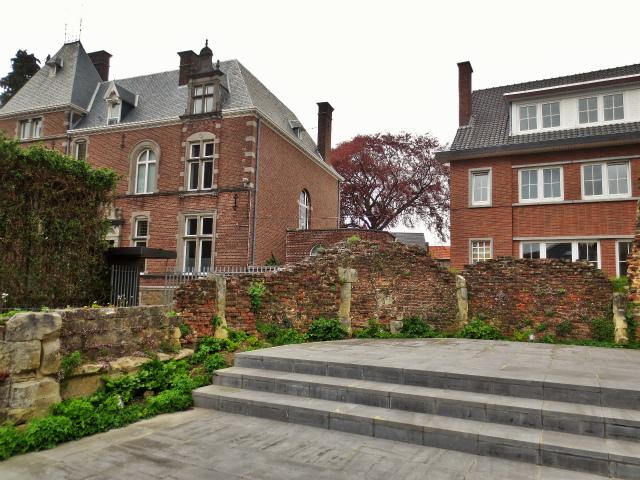 ブリュッセルへ22 近郊の町、Tongeren3_b0064411_07211395.jpg
