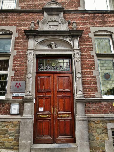 ブリュッセルへ22 近郊の町、Tongeren3_b0064411_07211405.jpg