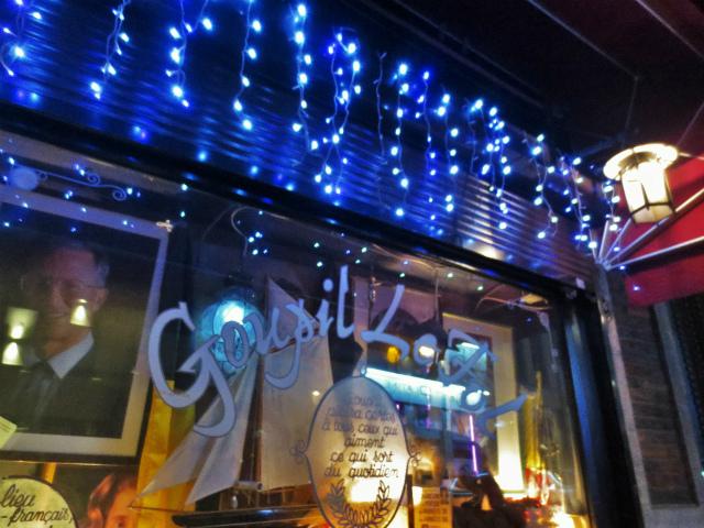 ブリュッセルへ23 不思議なカフェ・バー_b0064411_07392806.jpg
