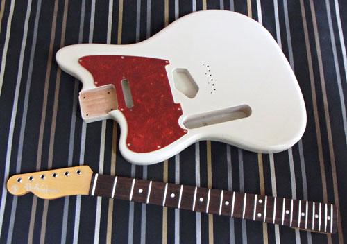 左用1st Lotの「Fast Series-JMT White」の塗装完了。_e0053731_13463995.jpg