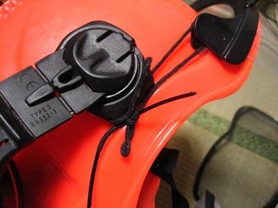 ハスクバーナ社製ヘルメット改造・修理_f0182936_16374497.jpg