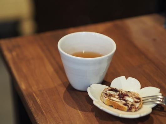 紅茶王子とバナナチャイティースムージー_e0214541_00452641.jpg