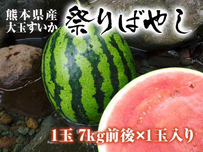 大玉スイカ『祭りばやし』 今年も「岡山農園」さんの『祭りばやし』をネット独占販売します!_a0254656_1923847.jpg