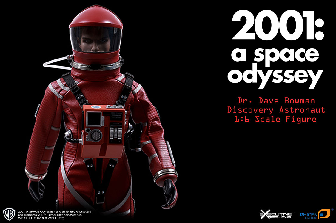 2001: A Space Odyssey Dr. Dave Bowman in Red Astronaut Suit_e0118156_21351158.jpg