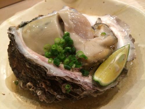 岩牡蠣の季節です(^ ^)_c0151965_14194734.jpg
