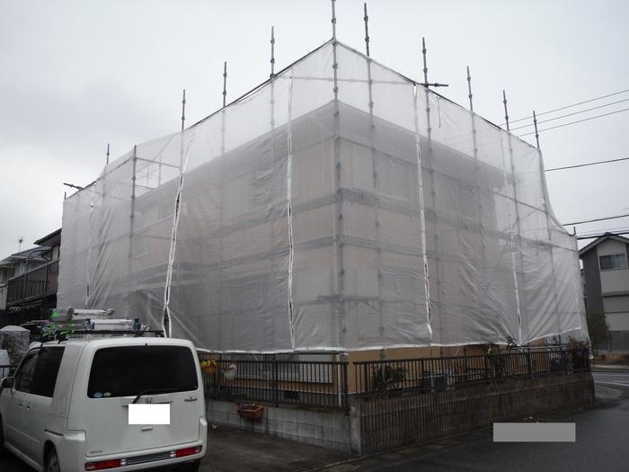 屋根・外壁の塗り替え ~ 水洗い_d0165368_442336.jpg