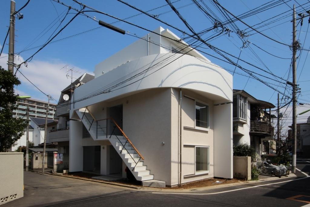 経堂アパートメント 竣工写真_c0310571_22323487.jpg