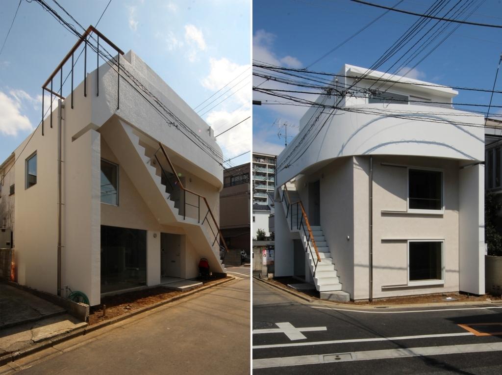 経堂アパートメント 竣工写真_c0310571_22324173.jpg