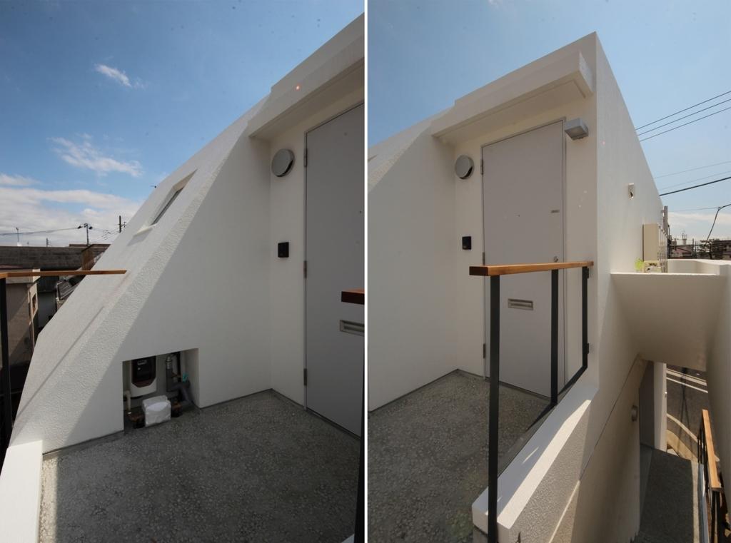 経堂アパートメント 竣工写真_c0310571_22330362.jpg