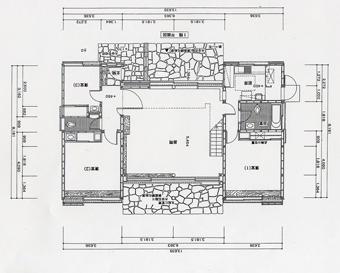 左右対称の建築・・板倉の家_c0195909_12451234.jpg
