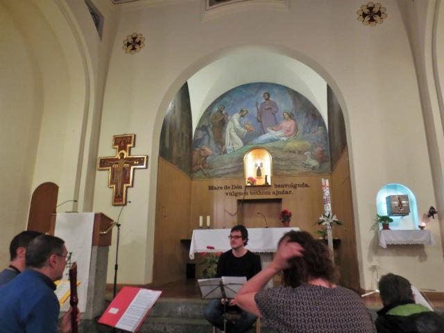 小さな教会でリハーサル_b0064411_00170481.jpg