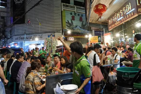 2015.05 BKK⑳ TK SEA FOOD でエビ~~~!!_e0219520_17011041.jpg