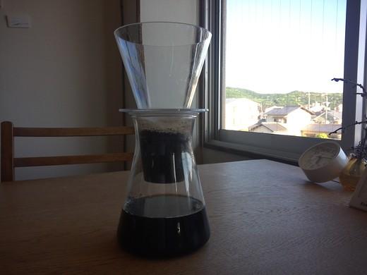 アイスコーヒー始めました_b0216924_17125948.jpg