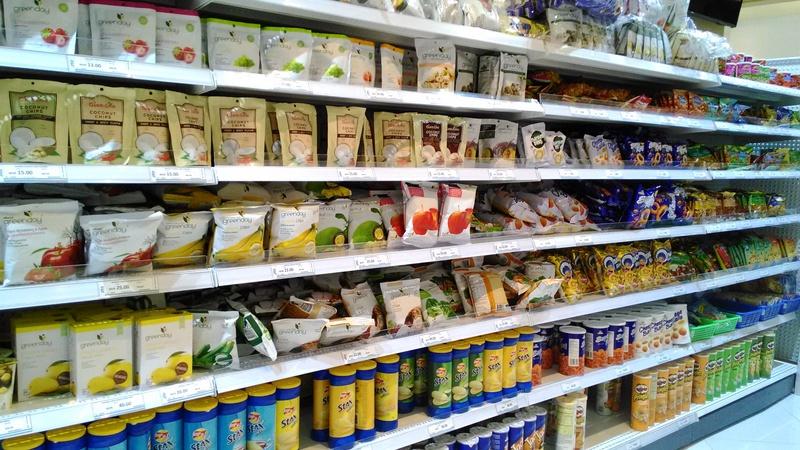 【モルディブ ショッピング】 お土産探しはやっぱり地元のスーパー! STOマーケット_a0349326_2304635.jpg