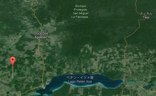 カナダの少年が発見したというマヤ古代都市に疑問!_b0213435_11530814.png