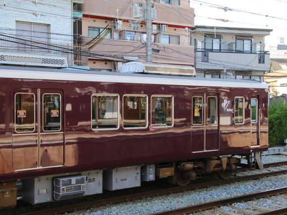 阪急正雀駅 みたまま 8001F_d0202264_21395795.jpg