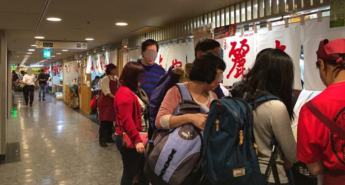 行列ができる店はうまかった!広島駅おすすめお好み焼き・麗ちゃん_e0171573_20554463.jpg