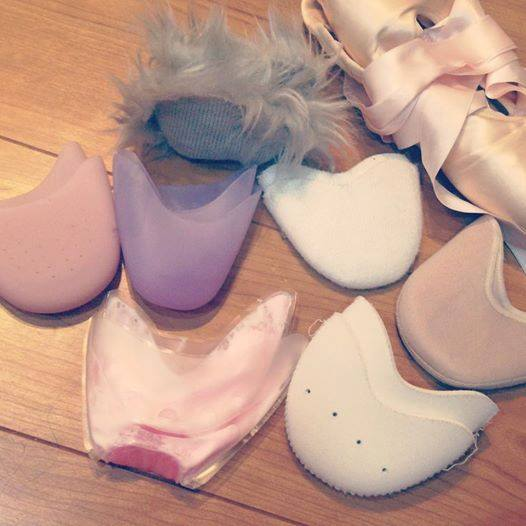 My toe pad collection_b0195783_15441743.jpg