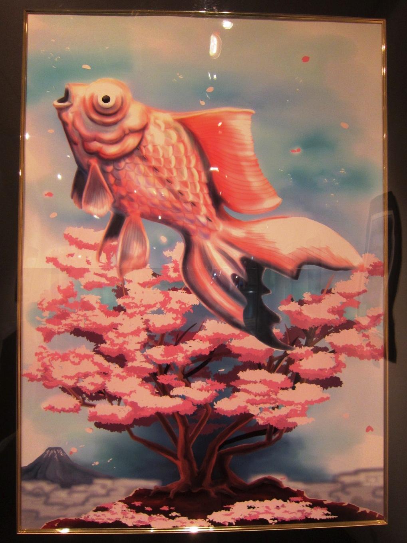 2522)「上田健太郎の自分世界展」 新さっぽろg. 終了/5月4日(水)~5月9日(月)    _f0126829_1513263.jpg