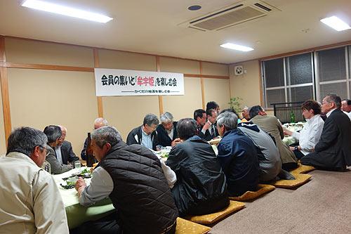純米大吟醸『牟宇姫』を楽しむ会開催!_d0247345_19105129.jpg